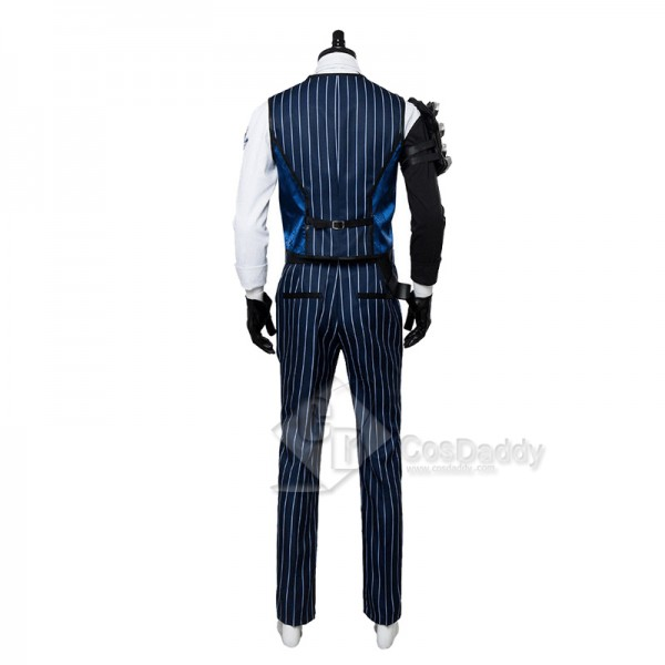 Overwatch OW Shimada Hanzo Suit Cosplay Costume