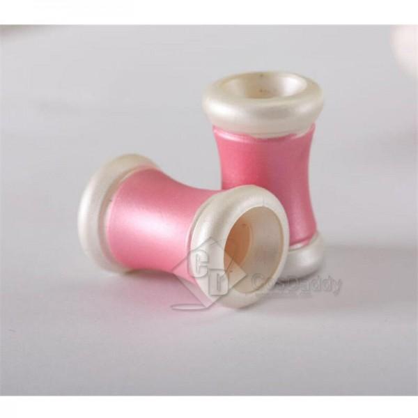 Chobits Chi Chii Cosplay Prop Costume Ears Cute Kawaii Pink Headband