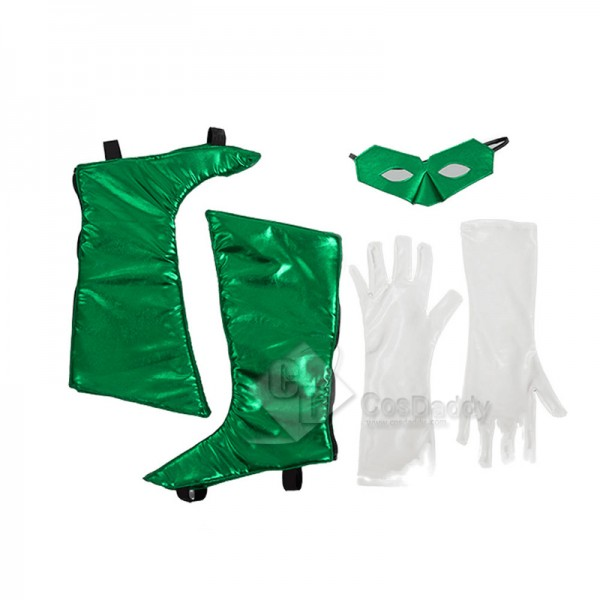 DC Green Lantern Hal Jordan Cosplay Costume