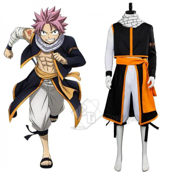 Fairy Tail Final Season Etherious Natsu Dragneel C...