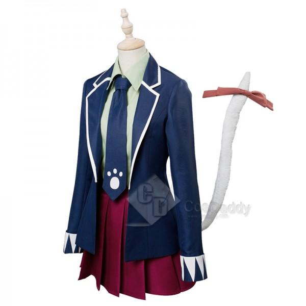 Fairy Tail Final Season Charle Cosplay Costume