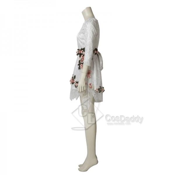 Far Cry 5 Eden's Gate Rachel Jessop Faith Seed Dress Cosplay Costume