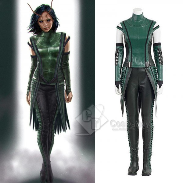 Guardians of the Galaxy Vol. 2 Mantis Cosplay Cost...