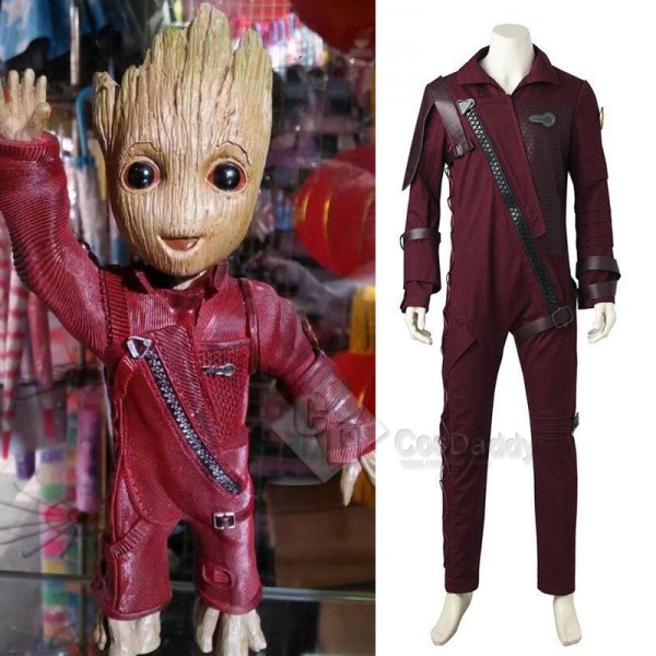 Guardians of the Galaxy Vol. 2 Baby Groot Cosplay Costume