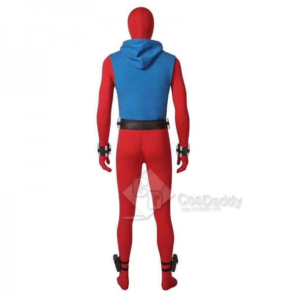 Spiderman Scarlet Spider Ben Reily Cosplay Costume