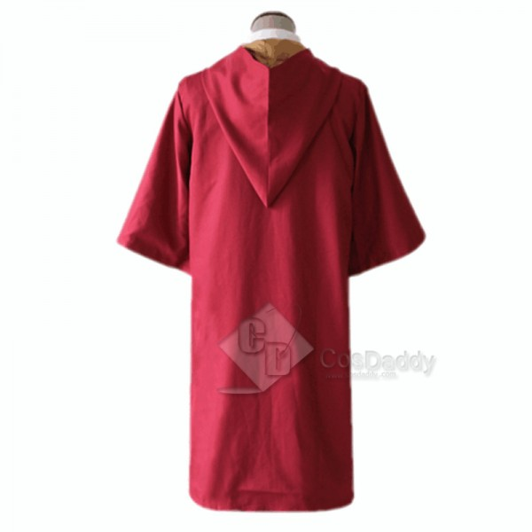 Harry Potter Quidditch Robe Boys Cape Cloak Cosplay Costume
