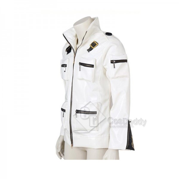 The King of Fighters XIV 14 KYO KUSANAGI Coat Cosplay Costume