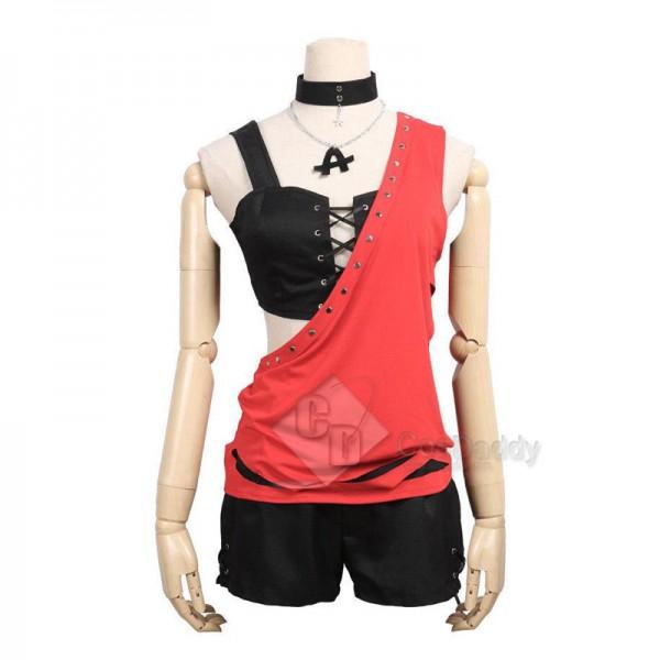 BanG Dream ! Afterglow second key visual Mitake Ran Cosplay Costume