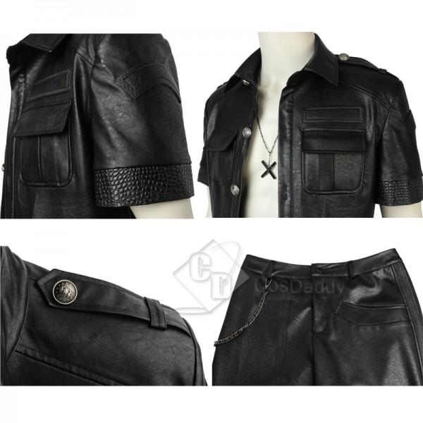 Final Fantasy XV FF15 Gladiolus Amicitia cosplay costume