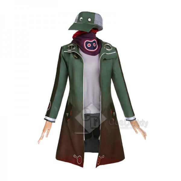 Girls Frontline HK G11 Cosplay Costume