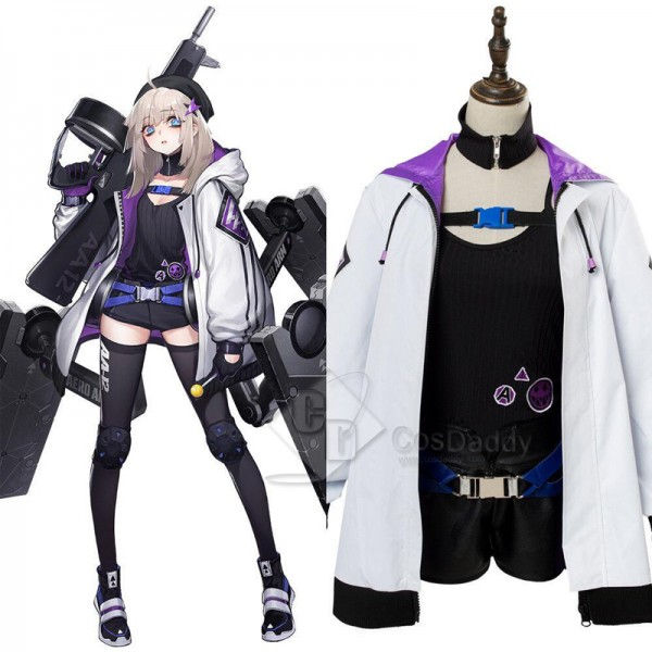 Girls Frontline AA12 Cosplay Costume