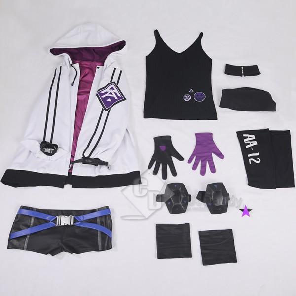 Girls Frontline AA12 Cosplay Costume