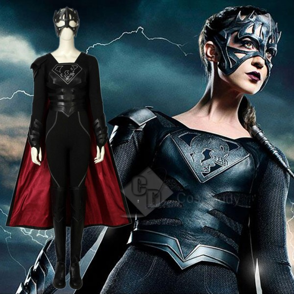 Supergirl Season 3 Reign Samantha Arias Cosplay Costume