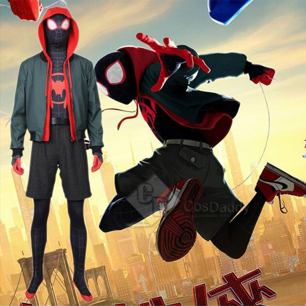 Spider-Man: Into the Spider-Verse Miles Morales Co...