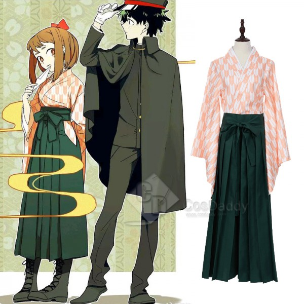 My Hero Academia OCHACO URARAKA Kimono Cosplay Cos...