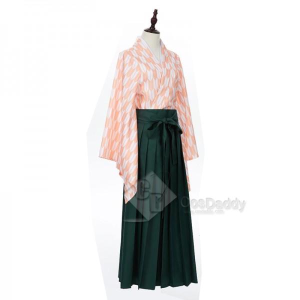 My Hero Academia OCHACO URARAKA Kimono Cosplay Costume