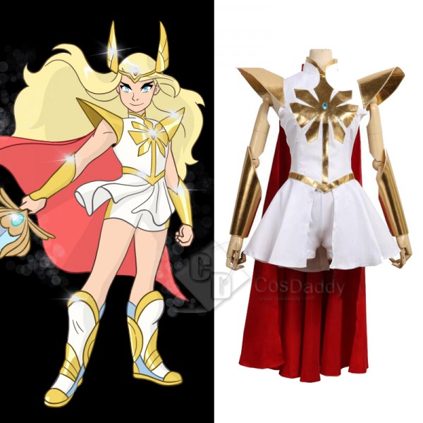 She-Ra and the Princesses of Power She Ra Cosplay ...