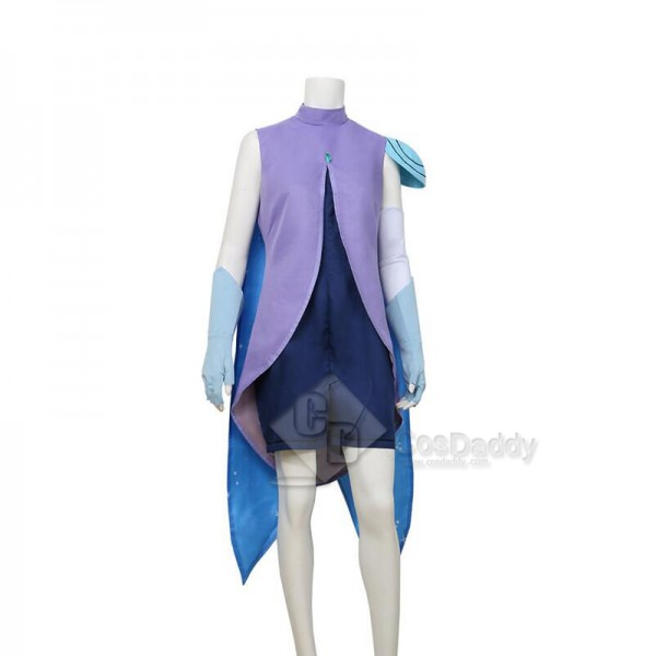 She-Ra: Princess of Power Glimmer Cosplay Costume