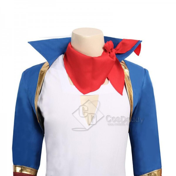 She-Ra: Princess of Power Sea Hawk Cosplay Costume