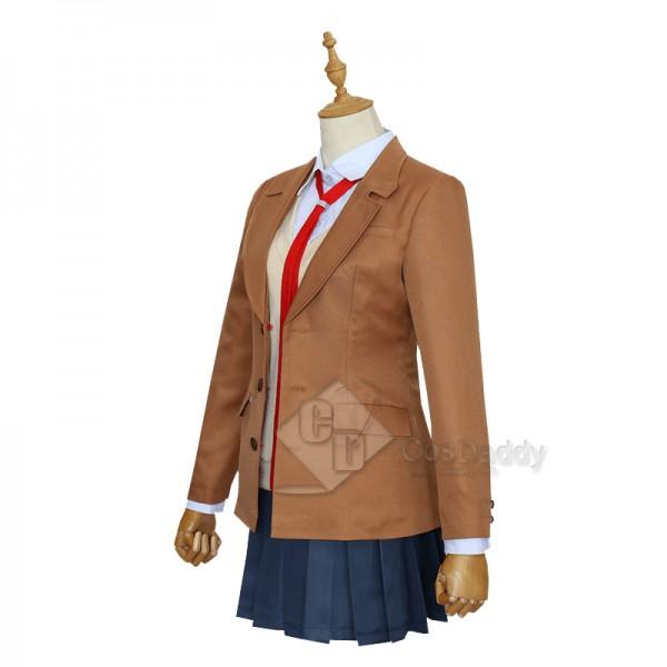 Seishun Buta Yarou Series Sakurajima Mai Cosplay Costume