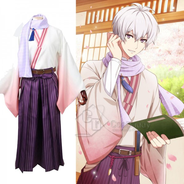 IDOLiSH7 SSR Osaka Sogo Cosplay Costume