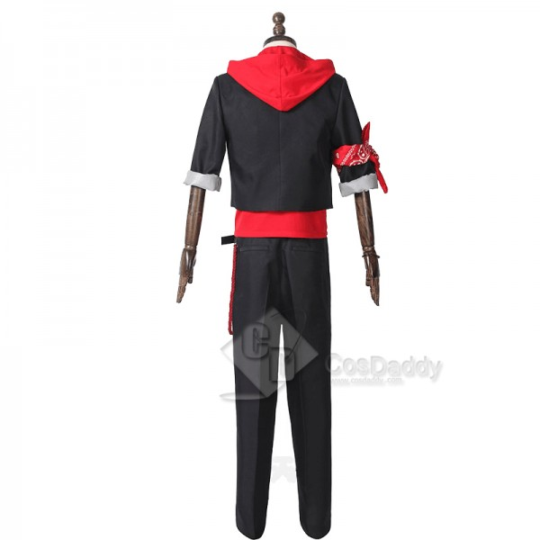 Division Rap Battle The Dirty Dawg Cosplay Costume
