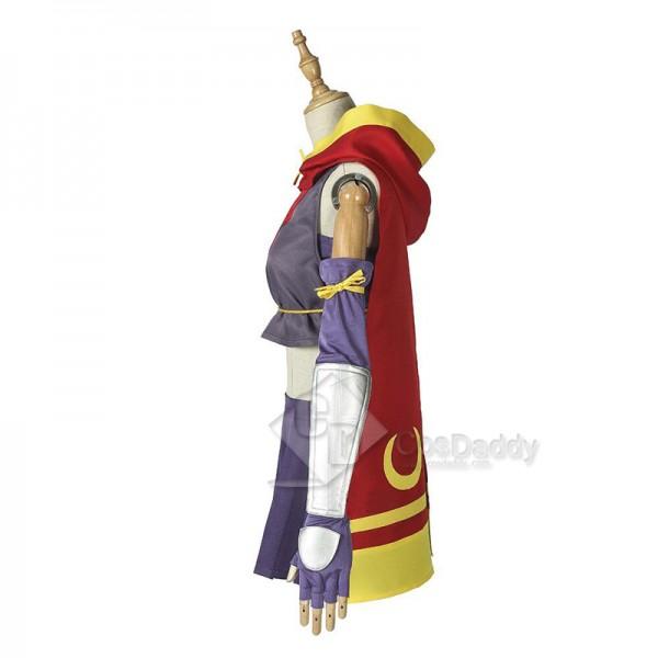 Release The Spyce Tsukikage Momo Minamoto Goe Ishikawa Cosplay Costume