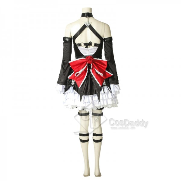 Dead or Alive 6 Marie Rose Lolita Dress Cosplay Costume