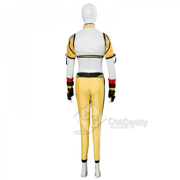 Game DOA6 Dead or Alive 6 Leifang Kong-fu Cosplay Costume
