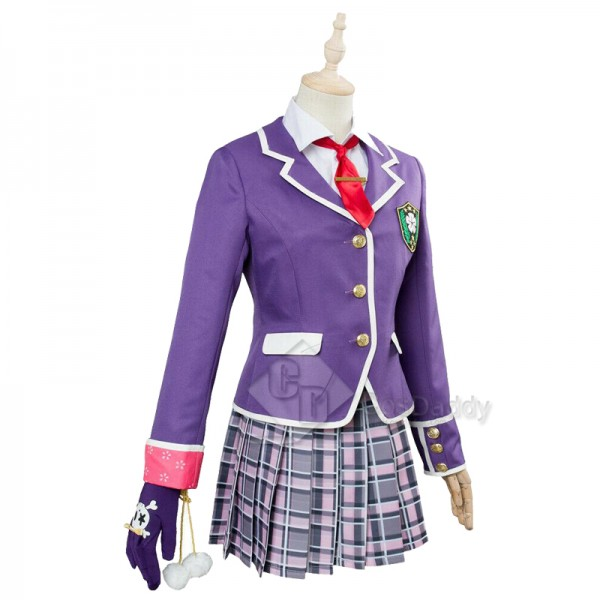 Game DOA6 Dead or Alive 6 Honoka Uniform Cosplay Costume
