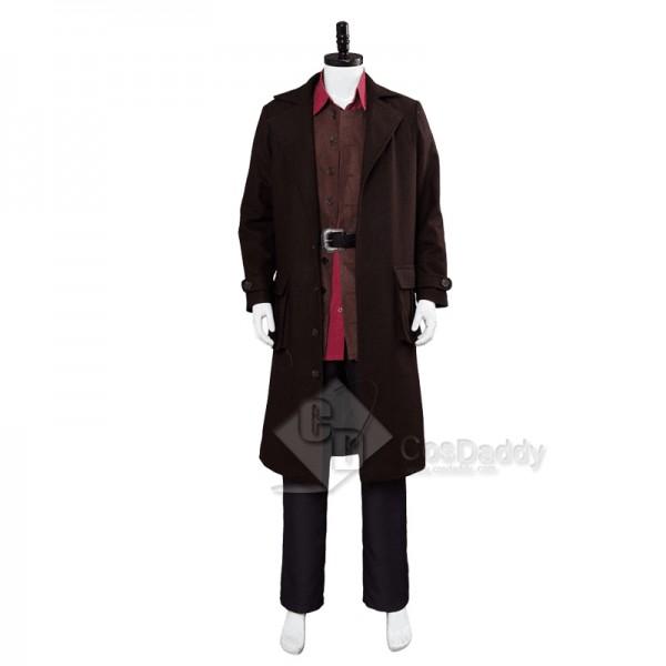 Harry Potter Rubeus Hagrid Cosplay Costume
