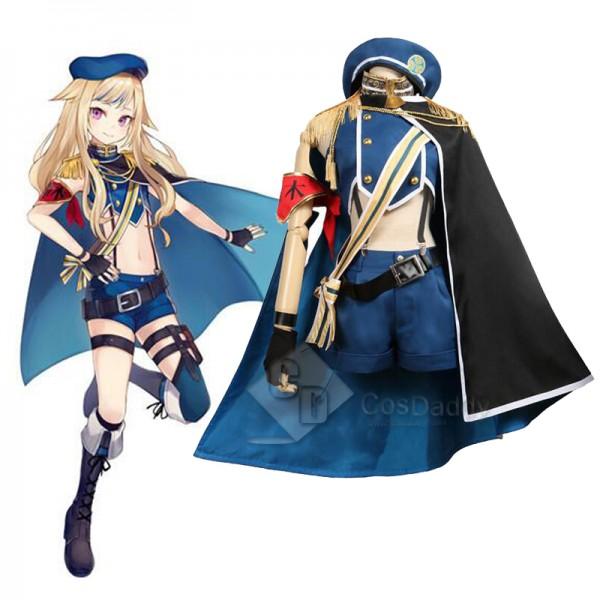 Kizuna AI YouTuber SuzukiHina Hina Cosplay Costume