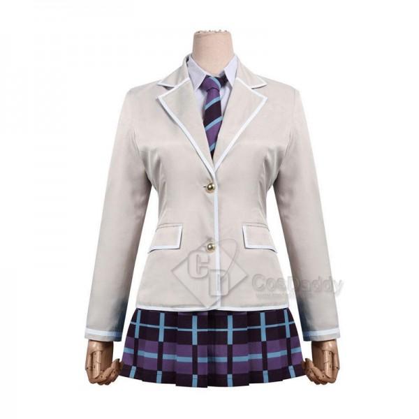 BanG Dream ! Hikawa Hina Uniform Cosplay Costume