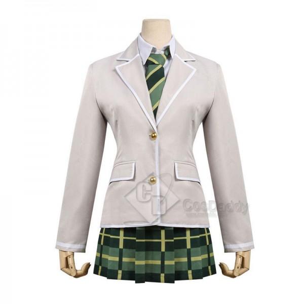 BanG Dream ! AfterglowAoba Moca Uniform Cosplay Costume