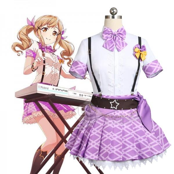BanG Dream ! Poppin'Party Ichigaya Arisa Dress Cos...