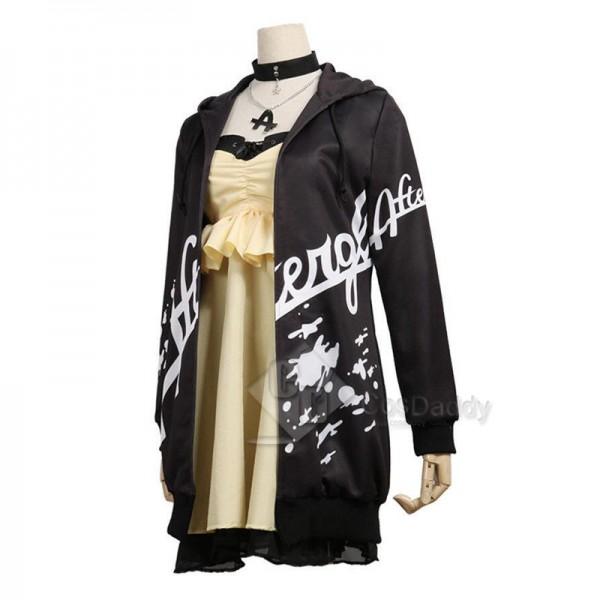 BanG Dream ! Afterglow second key visual Hazawa Tsugumi Cosplay Costume