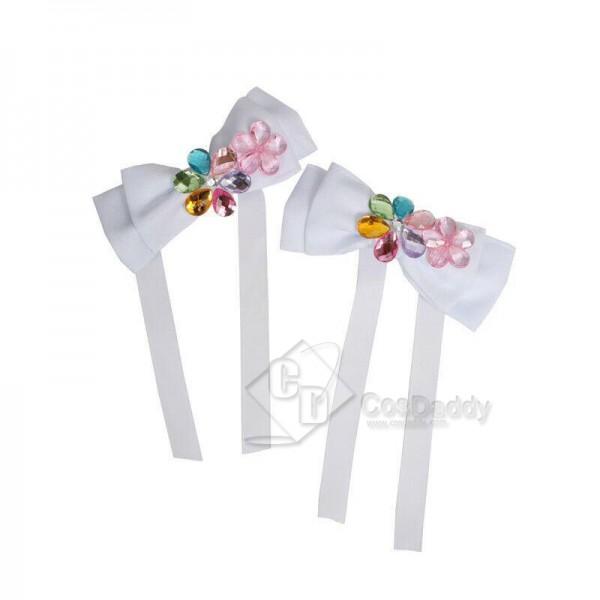 BanG Dream Pastel Palettes 2nd Single Aya Maruyama Dress Cosplay Costume