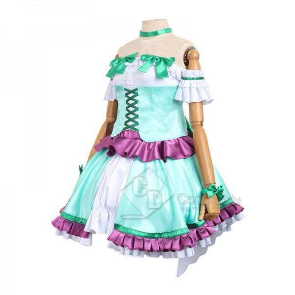 Bang Dream Pastel Palettes Yamato Maya Cosplay Costume