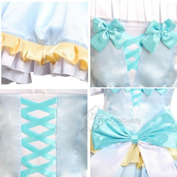 Bang Dream Pastel Palettes Hikawa Hina Cosplay Costume