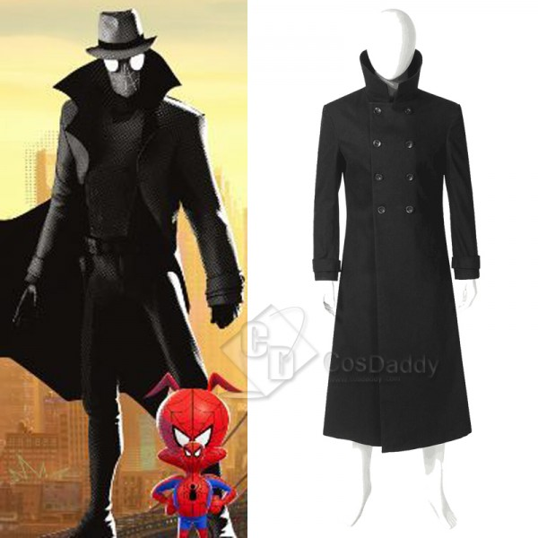 Spider-Man: Into the Spider-Verse Spider-Man Noir ...