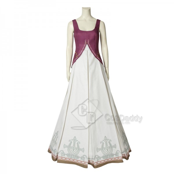 The Legend of Zelda: Twilight Princess Dress Cosplay Costume