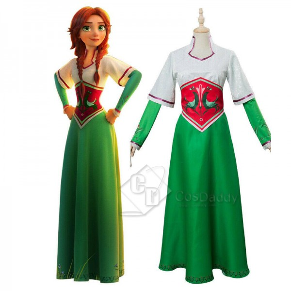 The Stolen Princess Mila Princess Cosplay Costume