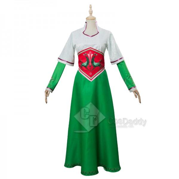 The Stolen Princess Mila Princess Cosplay Costume