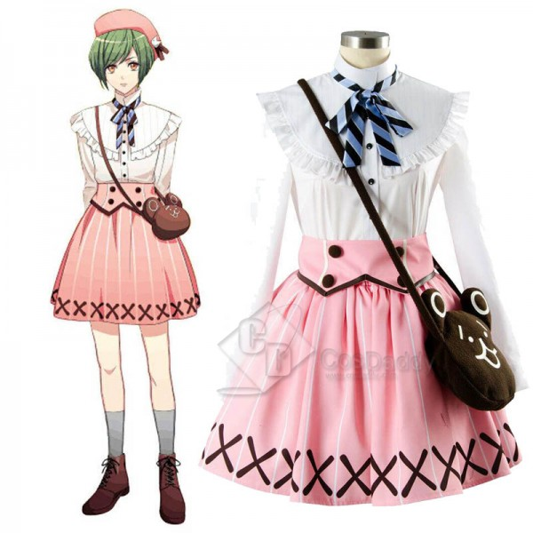 A3! Rurikawa Yuki Summer Troupe Cosplay Costume