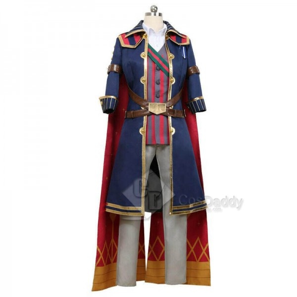 A3! Knights of Round IV Utsuki Chikage Cosplay Costume