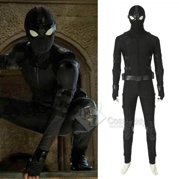 Spider-Man: Far From Home Peter Parker Stealth Sui...