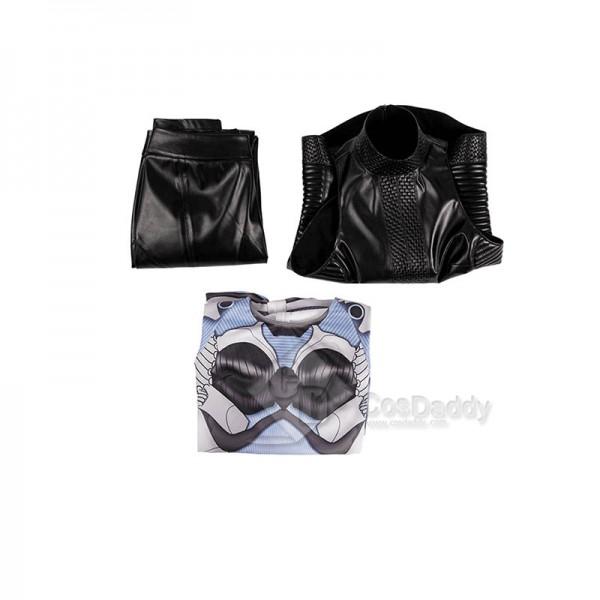 Alita: Battle Angel Battle Angel Full Set Cosplay Costume