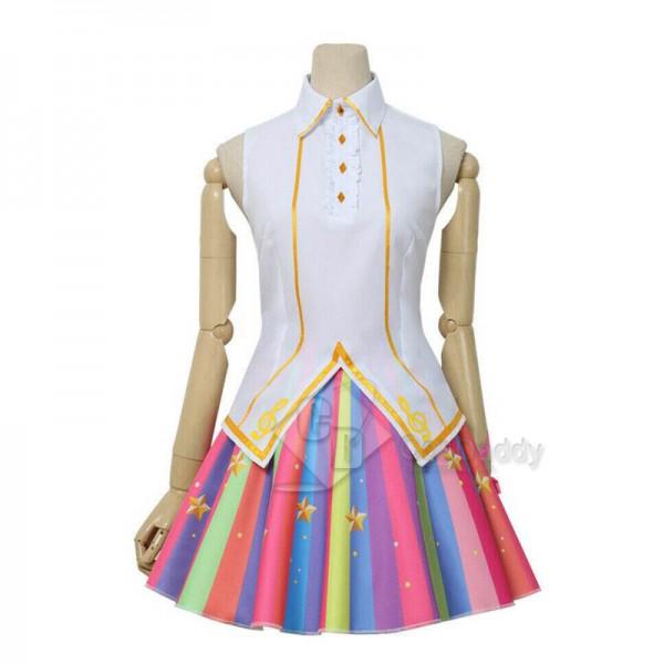 BanG Dream! Poppin'Party 9th Single Ushigome Rimi Cosplay Costume