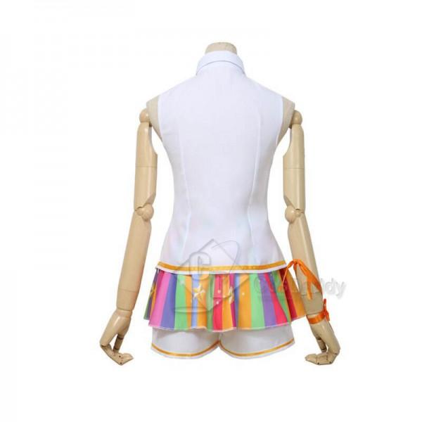 BanG Dream! Poppin'Party 9th Single Yamabuki Saya Cosplay Costume