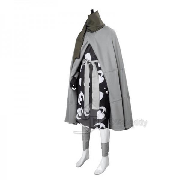 Dororo Hyakkimaru Kimono Cape Cosplay Costume